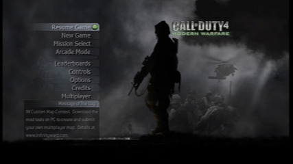 Speed Demos Archive - Call of Duty 4: Modern Warfare