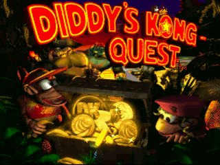 Sd Demos Archive - Donkey Kong Country 2: Diddy's Kong Quest on