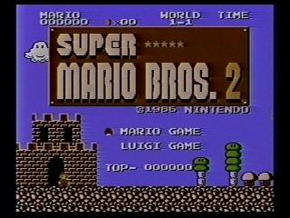 Speed Demos Archive - Super Mario Bros : The Lost Levels