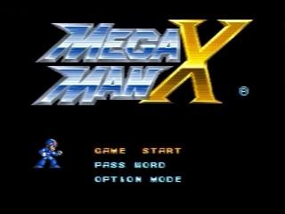 Speed Demos Archive - Mega Man X
