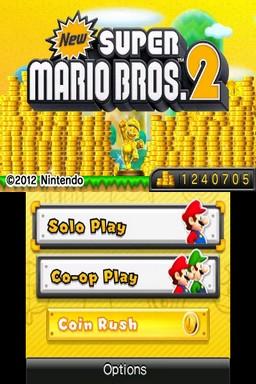 Speed Demos Archive - New Super Mario Bros  2