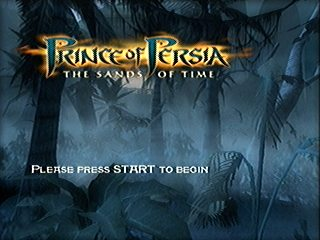 Prince Of Persia Sands Of Time Demo