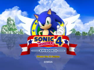 sonic 4 episode 1 apk and data