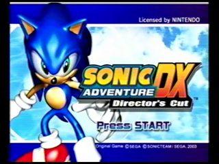 Speed Demos Archive - Sonic Adventure DX
