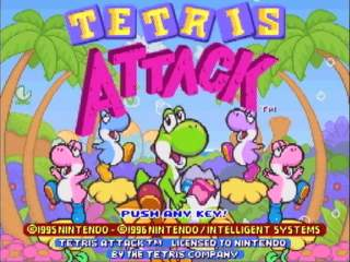 Speed Demos Archive - Tetris Attack