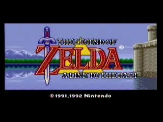 Speed Demos Archive - The Legend of Zelda: A Link to the Past
