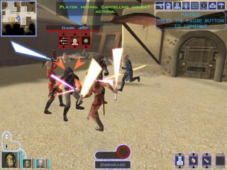 Speed Demos Archive - Star Wars Knights of the Old Republic
